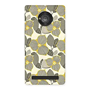 Enticing Beautiful Creature Back Case Cover for Yu Yuphoria