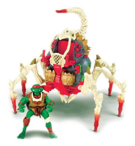 Teenage Mutant Ninja Turtles Paleo Attack Crawler Raphael (Ninja-crawler)