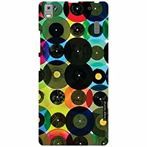 Design Worlds Back Cover For Lenovo A7000 PA030023IN - Multicolor
