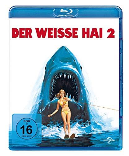 Der weiße Hai 2 [Blu-ray] -