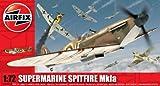 Airfix 1:72  Supermarine Spitfire Mk1a Military Aircraft Series 1 Model Kit