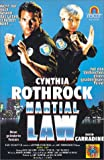 Martial Law [VHS]