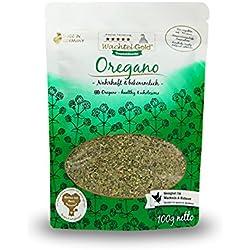 WachtelGold® Oregano 100g - für Wachteln & Hühner
