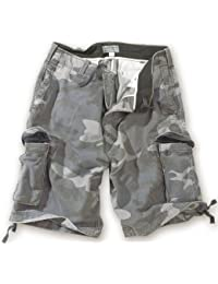 Surplus – Short Motif camouflage, couleur gris