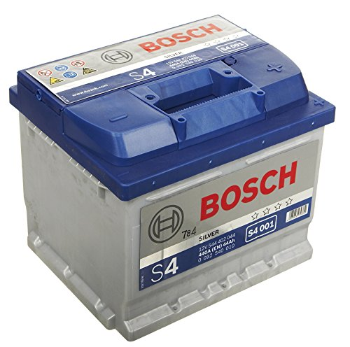 BOSCH S4 001 Silver Batteria 12V 440A...