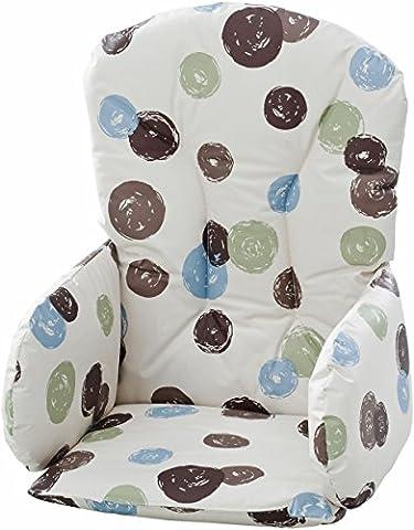 Coussin Chaise Bebe - Geuther Coussin de chaise PVC Coloris