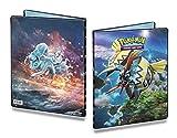 Asmodée - 85129 - Cahier  Range-Carte A4 Pokémon Soleil et Lune 2 (Version Française)