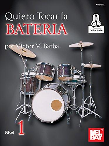 Quiero Tocar la Bateria (English Edition) eBook: Victor M. Barba ...