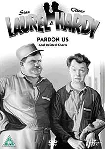 Laurel And Hardy Classic Shorts: Volume 19 - Pardon Us/... [DVD]