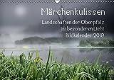 """Märchenkulissen - Landschaften der Oberpfalz (Wandkalender 2019 DIN A3 quer): Landschaften der Oberpfalz """"wias niad jeda kennt"""" im besonderen ... (Monatskalender, 14 Seiten ) (CALVENDO Natur) - Hans Zitzler"""