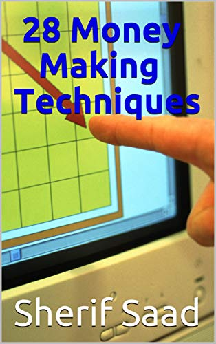 28 Money Making Techniques (Online Business Book 5) book cover