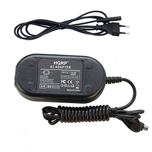 HQRP Chargeur/AC Adaptateur Secteur pour Pentax K-AC132/38780; K-3, K-5II, K-5IIs Appareil photo num?rique SLR