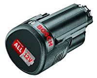 Bosch 12 V 2.5 Ah Lithium-Ion Battery (Compatible for All Tools in 12 V Power for All System)