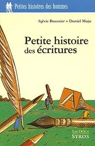 """Afficher """"Petite histoire des écritures"""""""