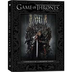 Game of Thrones, saison 1 - coffret 5 DVD