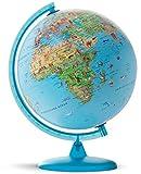 Leuchtglobus für Kinder: Safari (MERIAN Globen)