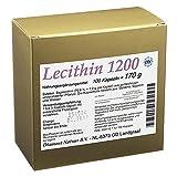 LECITHIN 1200 Kapseln 100 St Kapseln