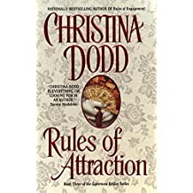 Rules of Attraction (Governess Brides, Book 3) by Christina Dodd (2001-03-06)
