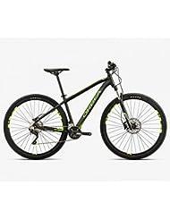 """Bicicleta Orbea MX 10 - M (29""""), Negro/Verde"""