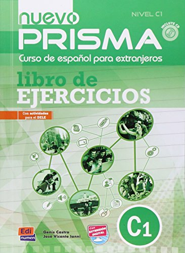 Nuevo Prisma C1: Exercises Book + CD: 5