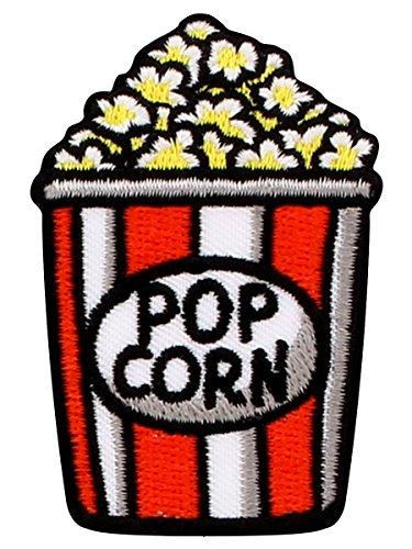 Grindstore Aufnäher Popcorn -