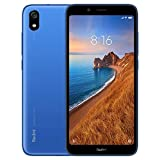 Xiaomi Redmi 7A, Smartphone 2GB 32GB 5.45' HD Snapdragon 439 Octa Core Mobile Phone 4000mAh 13MP Camera, Wi-Fi 802.11 b/g/n/Bluetooth 4.2, Android, Azul