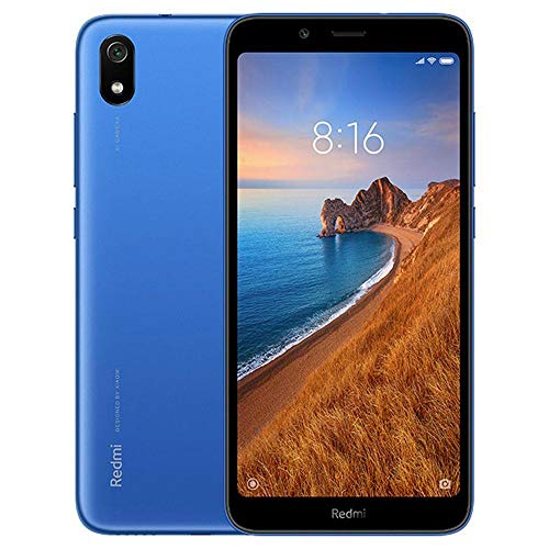Xiaomi Redmi 7A Azul 2GB 32GB 5.45' HD Snapdragon 439 Octa Core Mobile Phone 4000mAh 13MP Camera Smartphone
