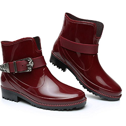 Stiefel Mode Fr眉hling Red Fr眉hling Ms Fr眉hling Red Mode Stiefel Ms regen Stiefel Martin regen Martin Stiefel qwAfqB