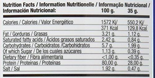 Quamtrax Nutrition Micellar Casein - Suplementos para Deportistas, Sabor a Chocolate Blanco - 2267 gr