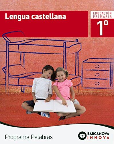 Palabras 1. Lengua castellana (letra ligada) (Innova)