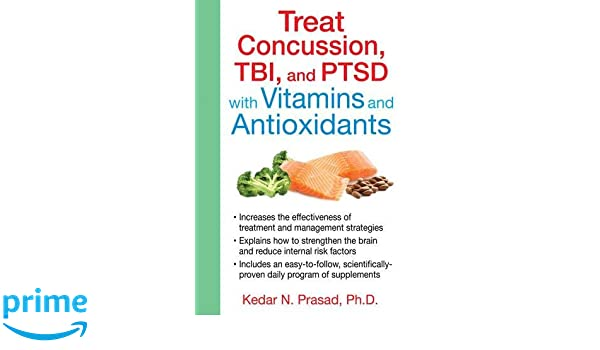 Treat Concussion, TBI, and PTSD with Vitamins and