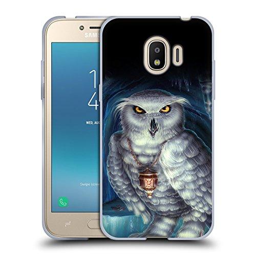 Offizielle Ed Beard Jr Botschafter Euele Von Dem Zauberer Fantasie Soft Gel Hülle für Samsung Galaxy J2 Pro (2018)