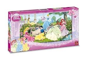 King Puzzles - Puzzle Princesas Disney de 200 Piezas (King)