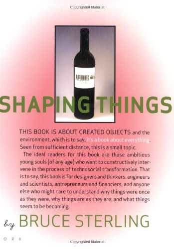 Shaping Things (Mediawork Pamphlet)
