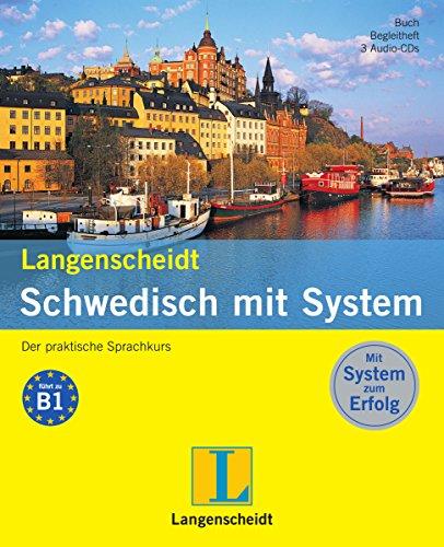 Langenscheidt Schwedisch mit System - Sprachkurs für Anfänger und Fortgeschrittene: Der praktische Sprachkurs (Langenscheidt Sprachkurse mit System)