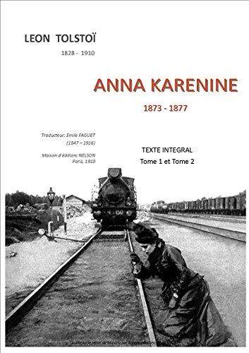 Anna Karenine Tome 1 [Pdf/ePub] eBook