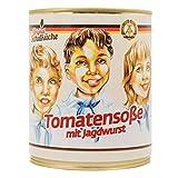 Original Schulküche Tomatensoße mit Jagdwurst 800ml
