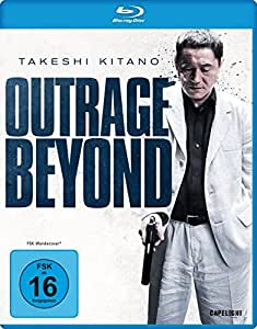 Outrage Beyond [Blu-ray]