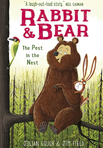 Rabbit and Bear: The Pest in the Nest: Book 2 (English Edition)