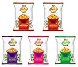 #1: Modern Kaju Masoor, Delight Mixture, Navaratan Mixture, Cornflakes Mixture, 1000 gms (Combo of 5)