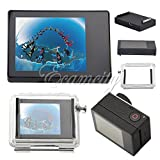 Generic yc-uk2–151124–84< 1& 5535* 1> Hero 3er Monitor monitor Echtzeitbilder LCD BacPac externer Bildschirm für Display Viewer GoPro HD Hero 3LCD BacPac