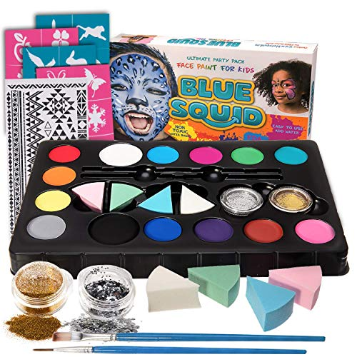 Niños Maquillaje Set Face Paint