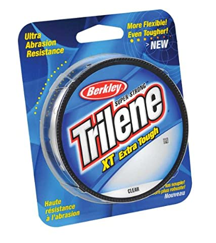 Berkley Trilene XT Monofilament Service Spool,300 Yd, pound test 14,Clear
