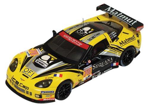 ixo-lmm241-vehicule-miniature-modele-a-lechelle-chevrolet-corvette-zr1-lmgte-am-le-mans-2012-echelle