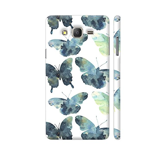 Colorpur Water Color Butterfly Artwork On Samsung Galaxy On7 Pro Cover (Designer Mobile Back Case) | Artist: Astha