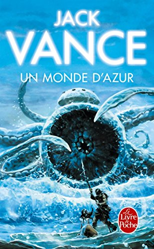 Un Monde D'Azur (Ldp Science Fic)