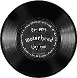 Motörhead 1012517910 Mousepad; - Schallplatte 20 cm