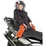 Motos niño asiento Daelim S2 125 Freewing Givi S650 negro