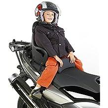 Motos niño asiento Kymco Agility City 125 R16 Givi S650 negro