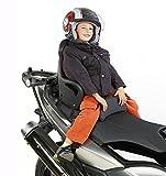 Motorrad Kindersitz Honda NC 750 X Givi S650 schwarz